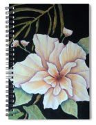 Hawaiian Pua Spiral Notebook