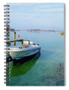 Hawks Nest Marina Spiral Notebook