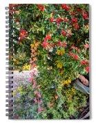 Hawthorn Berry Spiral Notebook