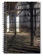 Hay Loft 2 Spiral Notebook