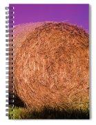 Hay Roll Spiral Notebook