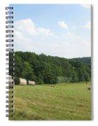 Haymaking Season Spiral Notebook