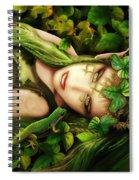 Hazel Spiral Notebook