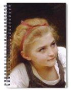 Hazelnuts Detail Spiral Notebook