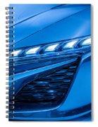Hcd 14 Genesis Concept Spiral Notebook