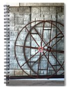 Hdr Industrial Cable Spindle Spiral Notebook