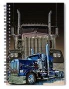 Hdrcatr3101a-13 Spiral Notebook