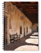 He Shall Rise Again, Mission San Juan Capistrano, California Spiral Notebook