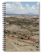 Head Of The Rocks Overlook - Utah's Scenic Byway 12 Spiral Notebook