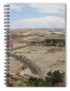 Head Of The Rocks - Scenic Byway 12 Spiral Notebook