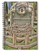 Head On Spiral Notebook