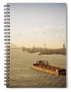 Headin' Down River Spiral Notebook