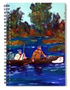 Heading For Rendezvous Spiral Notebook