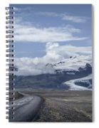 Heading North Spiral Notebook
