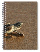 Heading Out To Sea Spiral Notebook