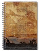 Heading West Spiral Notebook
