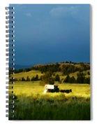 Heading West Spiral Notebook