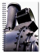 Headlight And Stack Spiral Notebook
