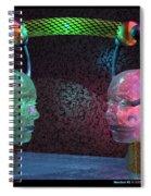 Headset 2 Spiral Notebook