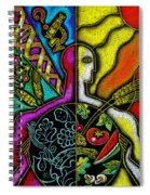 Health Food Spiral Notebook