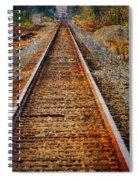 Hear My Train Comin Spiral Notebook