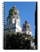 Hearst 3-faa Spiral Notebook