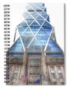 Hearst Tower - Manhattan - New York City Spiral Notebook