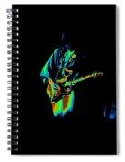 Heart #29abc Spiral Notebook