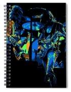 Heart #34abc Spiral Notebook