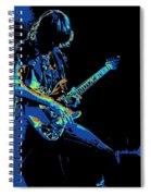Heart #41abc Spiral Notebook