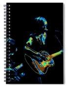 Heart #47abc Spiral Notebook