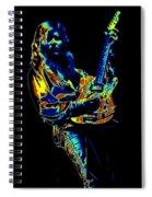 Heart #53abc Spiral Notebook
