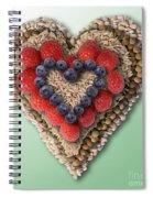 Heart-healthy Foods Spiral Notebook