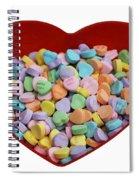 Heart Of Hearts Spiral Notebook