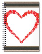 Heart Of Hearts II... Spiral Notebook