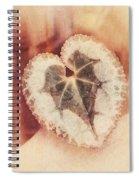 Heart Of Nature Spiral Notebook