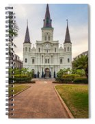 Heart Of The French Quarter Spiral Notebook