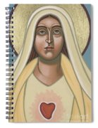 Heart Of The Mother 252 Spiral Notebook