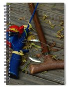 Heart Strings Spiral Notebook
