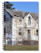 Heartache Spiral Notebook