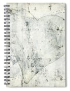 Hearts 13 Square Spiral Notebook