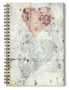 Hearts 2 Spiral Notebook