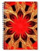 Hearts Aglow Spiral Notebook