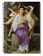 Heart's Awskening Spiral Notebook