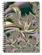 Hearts Desire Spiral Notebook