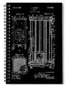Heater Spiral Notebook