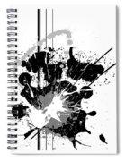 Heather Spiral Notebook