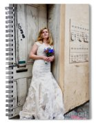 Heather On Royal St. Spiral Notebook