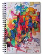 Heaven And Earth 1 Spiral Notebook