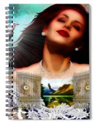 Heaven In Me Spiral Notebook